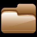 folder-open-brown
