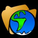 folder-globe
