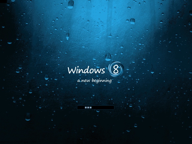 Windows 8 Aquatic