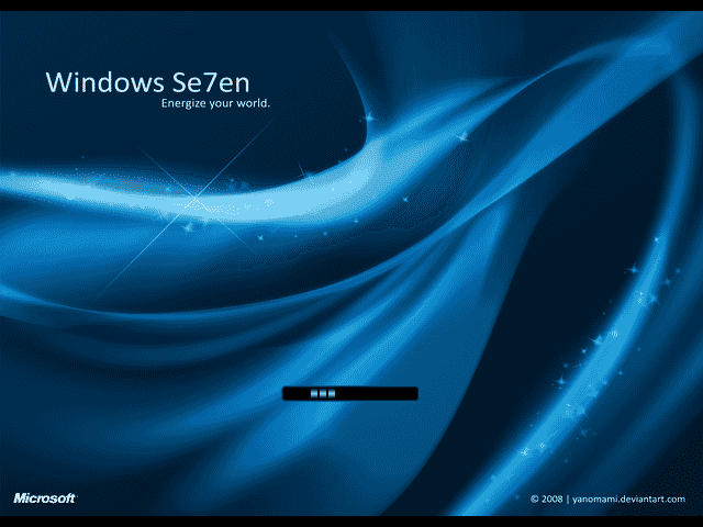 Windows Se7en Stardust