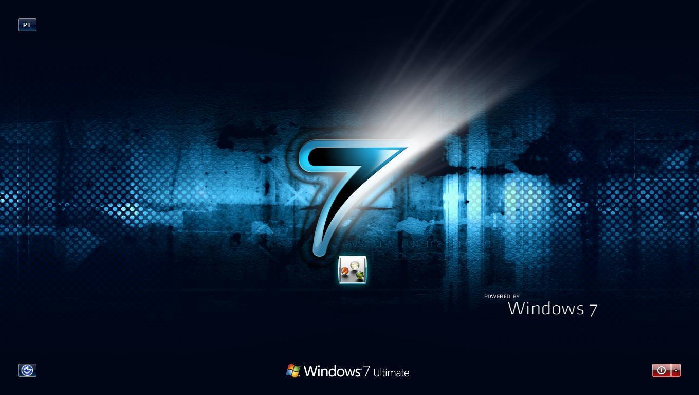 Скачать приветствие на компьютер на windows 7