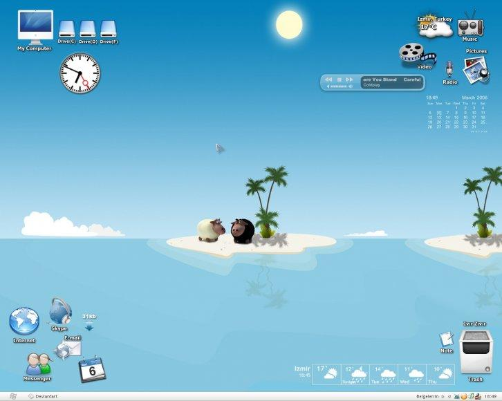 Holiday Desktop
