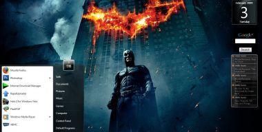 The Dark Knight Theme