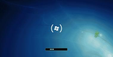 Windows Se7en 7232 Startup