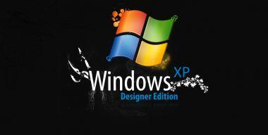 Windows Xp designer Edition