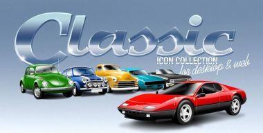Classic Car Icons