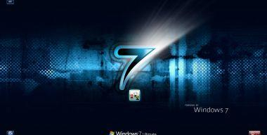 Windows 7 Awesome Logon for XP