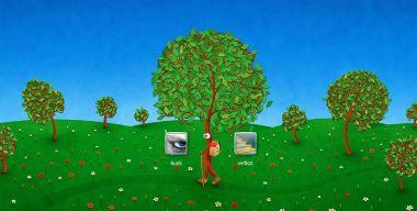 Travelling tree logon for xp