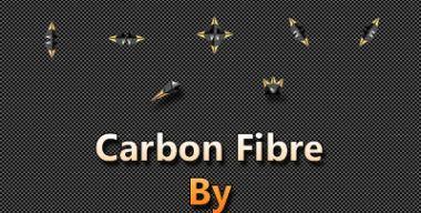 Carbon Fibre Cursor