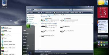 Windows Vista Royale Black 1.0