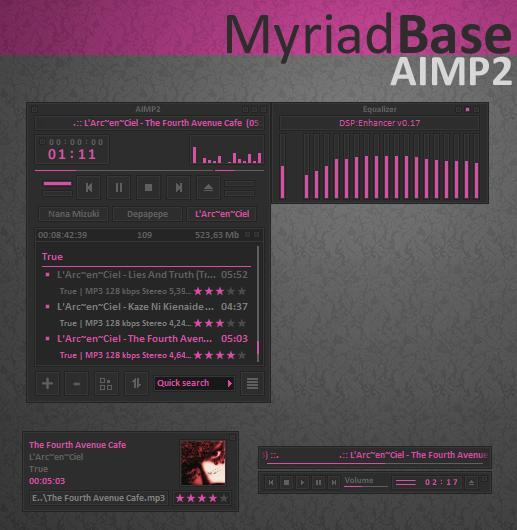 MyriadBase Basic for AIMP2