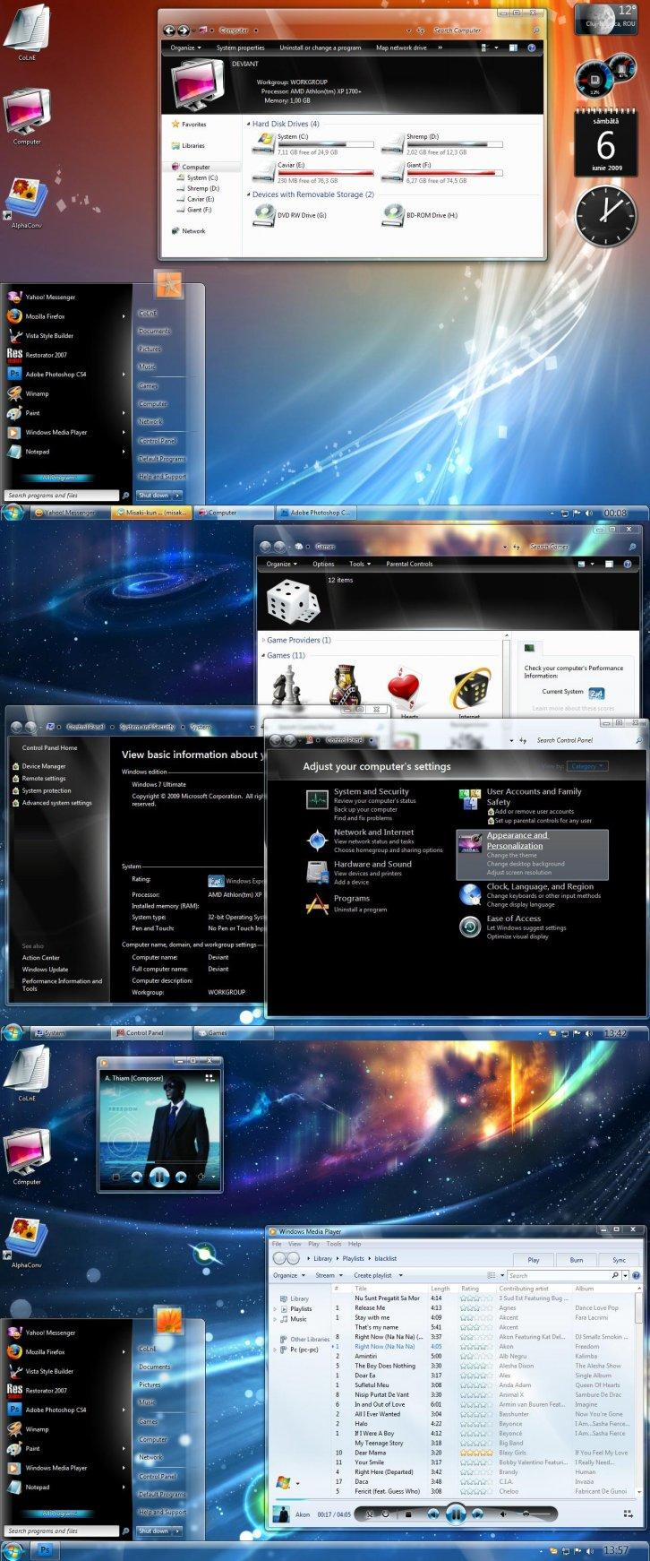 SiCo for Win7 RC