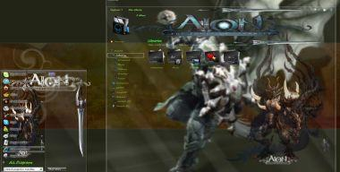 AION Visual Style for Windows7