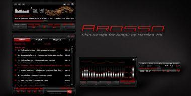 Arosso Skin for AIMP