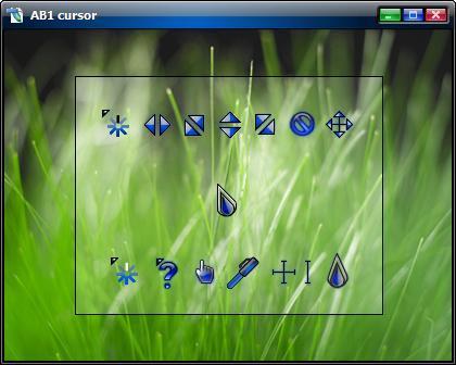 AB1 cursor