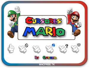 Mario Cursors by Gaucho