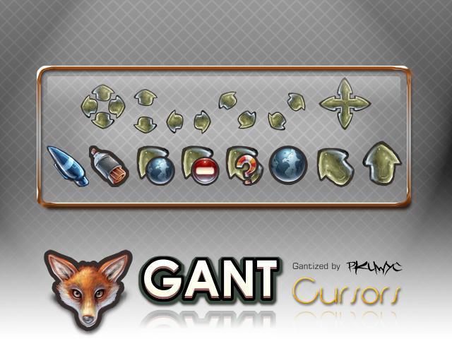 GANT Cursors Pack