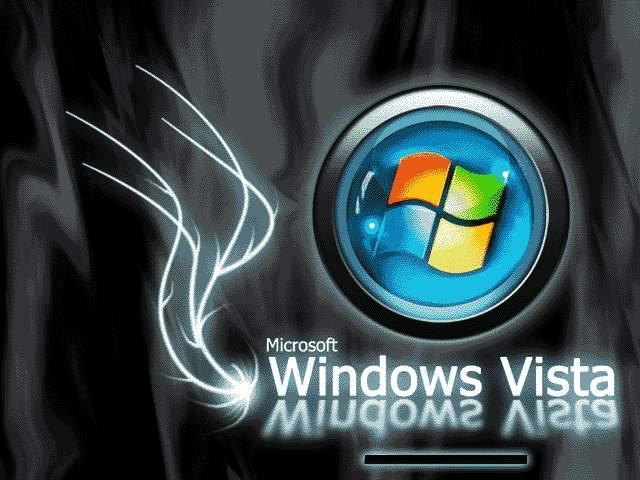 Windows Vista Black Dream