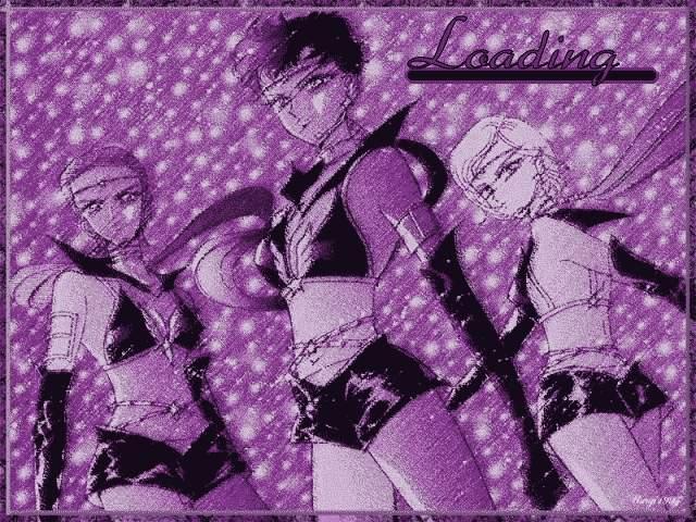 Purple Starlights