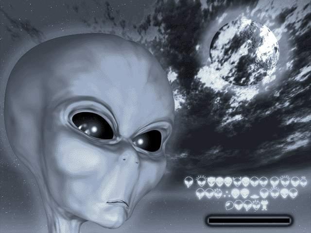 Alien's Look