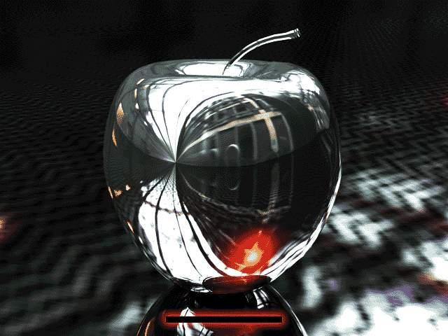 Metal Apple Boot