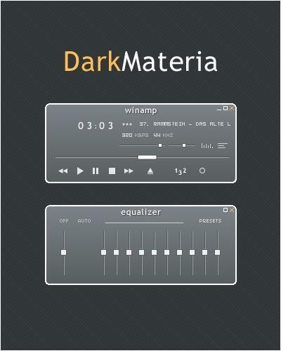 Dark Materia