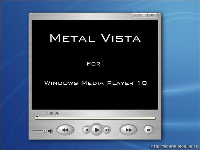 Metal Vista for WMP10
