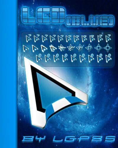LCD (Blue)