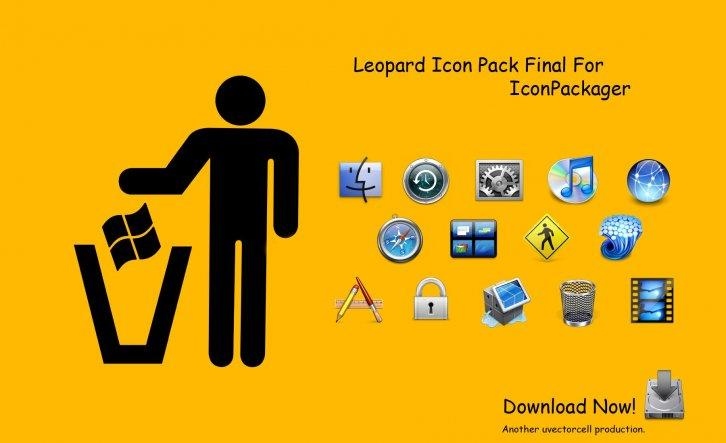 Leopard Icon Pack Final