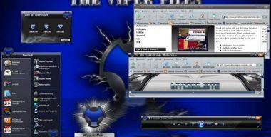 The Viper Files skin