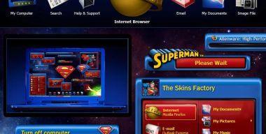 Superman Desktop