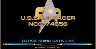 Voyager Combadge v1.1 Boot Screen