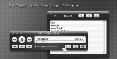 Dragon 1.0 for VLC Controller