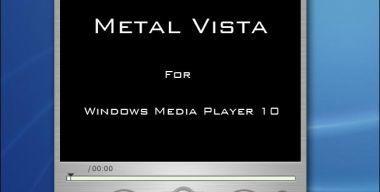 Metal Vista for WMP10