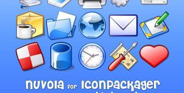 Nuvola Icon Package