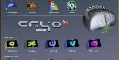 Cryo64 Genesis 2