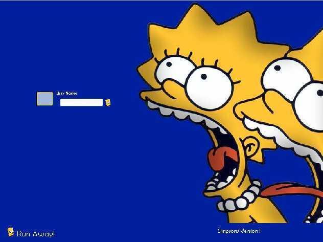 Simpsons Ahhh