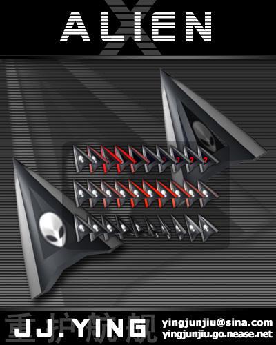 X-Alien2 DARK