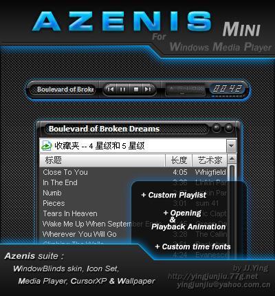 Azenis Mini