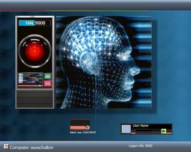 HAL9000logon