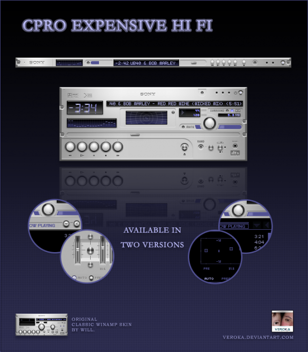 cPro Expensive Hi-Fi
