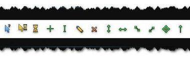 XENON cursors