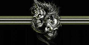 Dragon Skulls