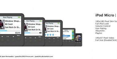 iPod Micro - Black