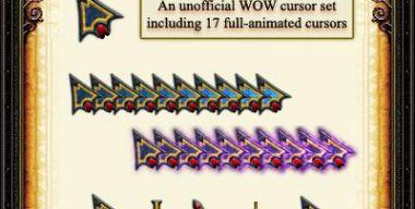 World of WarCraft Cursors2