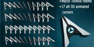 Tronnix Cursors