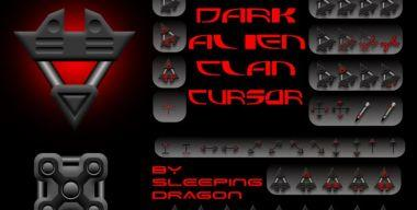 Dark Alien Clan Cursor