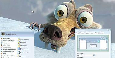 Ice Age 2 Inspired Luna Mod