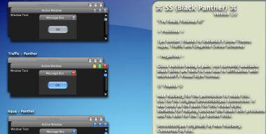 SS Black Panther v2.0