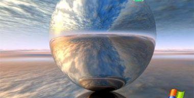 mirror orb